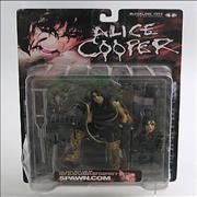 Click here for more info about 'Alice Cooper - Alice Cooper Action Figure'