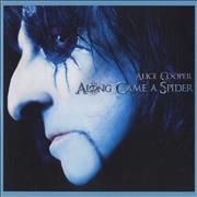 Click here for more info about 'Alice Cooper - Along Came A Spider'