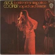Click here for more info about 'Alice Cooper - Basta Ya Sr. Simpatico'