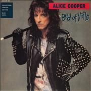 Click here for more info about 'Alice Cooper - Bed Of Nails - Blue'