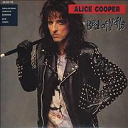 Click here for more info about 'Alice Cooper - Bed Of Nails - Red vinyl'