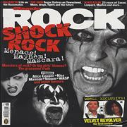Click here for more info about 'Alice Cooper - Classic Rock - June 2004'