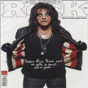 Click here for more info about 'Alice Cooper - Classic Rock - November 2006'