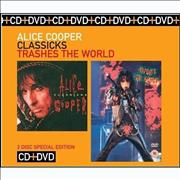 Click here for more info about 'Alice Cooper - Classicks / Trashes The World'