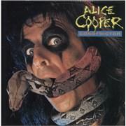 Alice Cooper Constrictor - EX UK vinyl LP
