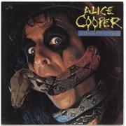 Alice Cooper Constrictor USA vinyl LP