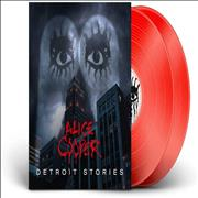 Click here for more info about 'Alice Cooper - Detroit Stories - Red Vinyl - Sealed'
