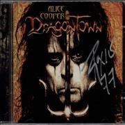 Click here for more info about 'Dragontown - Autographed'