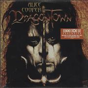 Click here for more info about 'Alice Cooper - Dragontown - Orange Vinyl - RSD - Sealed'