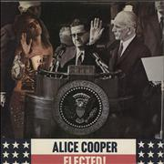 Click here for more info about 'Alice Cooper - Elected - P/s'