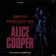 Click here for more info about 'Alice Cooper - Feed My Frankenstein'