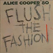 Click here for more info about 'Alice Cooper - Flush The Fashion'