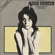 Click here for more info about 'Alice Cooper - Four Tracks From'