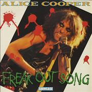 Click here for more info about 'Alice Cooper - Freak Out Song'