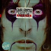 Click here for more info about 'Alice Cooper - From The Inside - Custom Stickered'