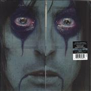 Click here for more info about 'Alice Cooper - From The Inside - Green/Black Swirl Vinyl'