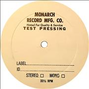 Click here for more info about 'Alice Cooper - From The Inside - Test Pressing'