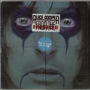 Click here for more info about 'Alice Cooper - From The Inside - sticker sealed + promo stamped'