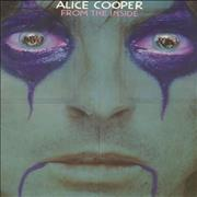 Click here for more info about 'Alice Cooper - From The Inside'