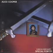 Click here for more info about 'Alice Cooper - Fuerzas Especiales - Special Forces - Sealed'