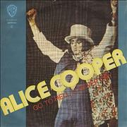Click here for more info about 'Alice Cooper - Go To Hell'