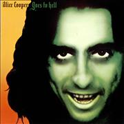 Alice Cooper Goes To Hell Germany vinyl LP