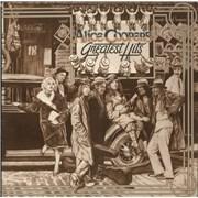 Alice Cooper Greatest Hits Germany vinyl LP
