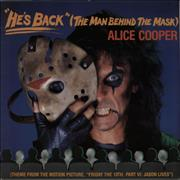 Click here for more info about 'Alice Cooper - He's Back [The Man Behind The Mask]'