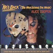 Click here for more info about 'Alice Cooper - He's Back [The Man Behind The Mask] + Poster'
