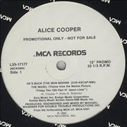 Click here for more info about 'Alice Cooper - He's Back'