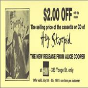 Click here for more info about 'Hey Stoopid Coupon'