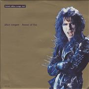Click here for more info about 'Alice Cooper - House Of Fire - Orange Vinyl'