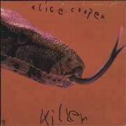 Click here for more info about 'Alice Cooper - Killer - Green label'