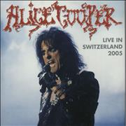 Click here for more info about 'Alice Cooper - Live In Switzerland 2005 - 180gm White Vinyl -  RSD'