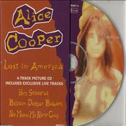 Click here for more info about 'Alice Cooper - Lost In America - Picture Disc'