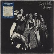 Alice Cooper Love It To Death - 1st USA vinyl LP Promo
