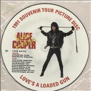Click here for more info about 'Alice Cooper - Love's A Loaded Gun'