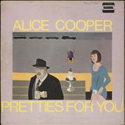 Click here for more info about 'Alice Cooper - Pretties For You - VG'