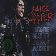 Click here for more info about 'Alice Cooper - Raise The Dead: Live From Wacken'