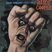 Click here for more info about 'Alice Cooper - Raise Your Fist And Yell'