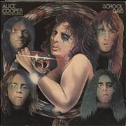 Click here for more info about 'Alice Cooper - School Days - EX'