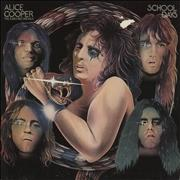 Click here for more info about 'Alice Cooper - School Days - VG/EX'