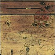 Click here for more info about 'Alice Cooper - School's Out - 1980s + Desk Sleeve'