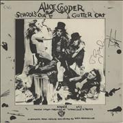 Click here for more info about 'Alice Cooper - School's Out - picture sleeve'