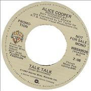 Click here for more info about 'Alice Cooper - Talk Talk'