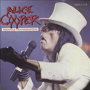 Click here for more info about 'Alice Cooper - Teenage Frankenstein - Poster Slv'