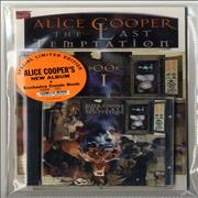 Click here for more info about 'Alice Cooper - The Last Temptation - CD & Comic Book'