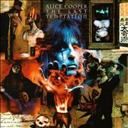 Click here for more info about 'Alice Cooper - The Last Temptation - Flaming Orange Vinyl'