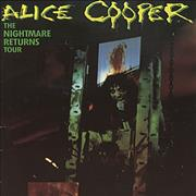 Click here for more info about 'Alice Cooper - The Nightmare Returns Tour'