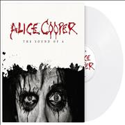 Click here for more info about 'Alice Cooper - The Sound Of A - White Vinyl + Numbered - Sealed'